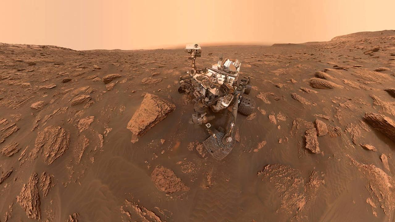 Марсохід Curiosity продовжує місію після технічного збою