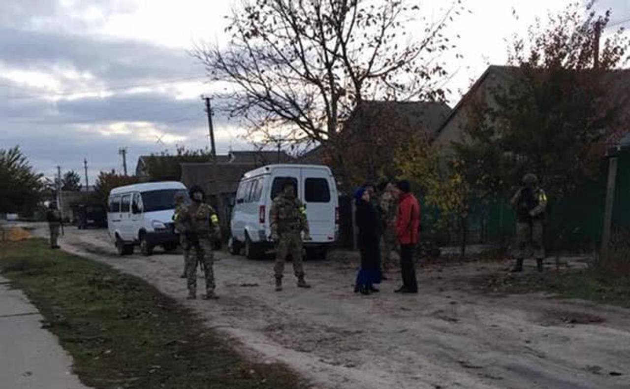 В окупованому Криму відбувся новий обшук, затримали кримськотатарське подружжя
