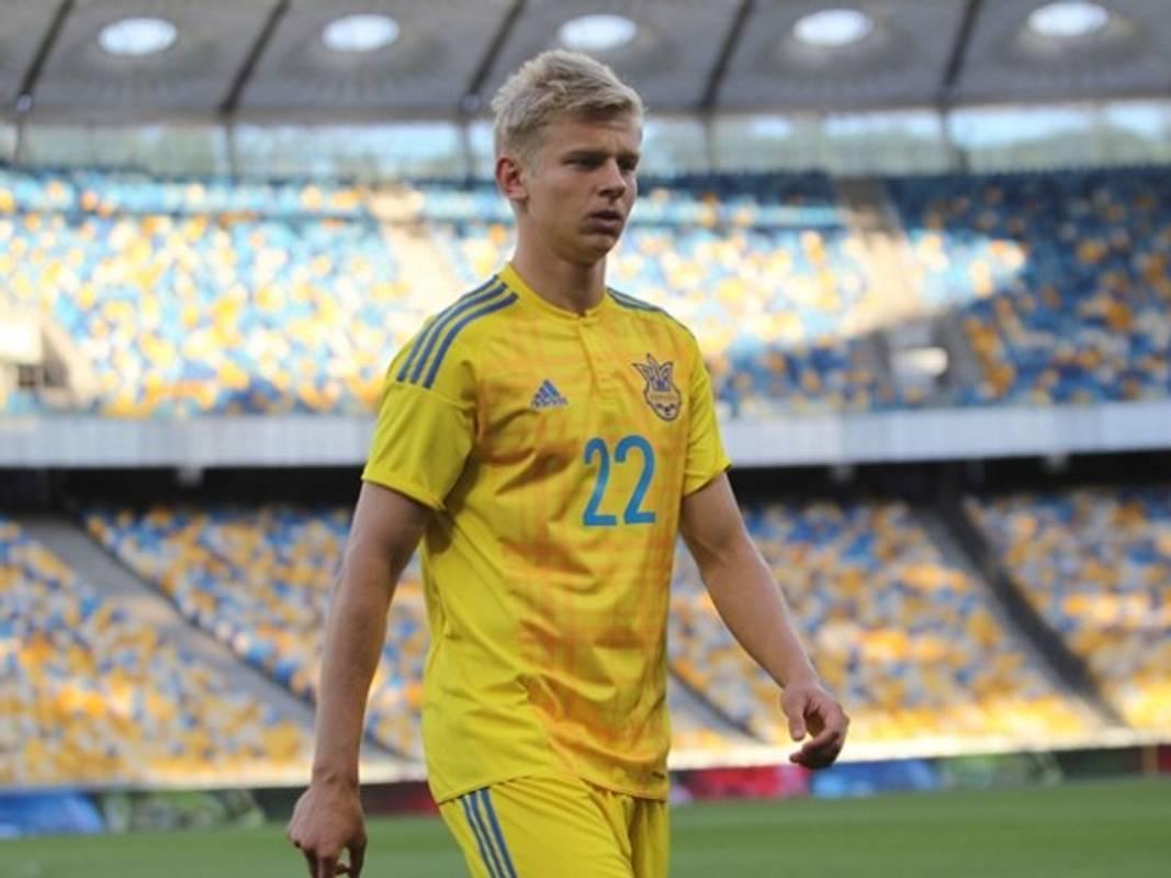 Зінченко перелічив п'ять найкращих футболістів світу
