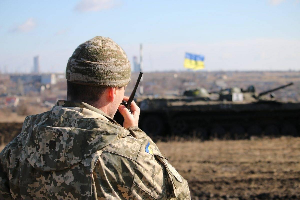На Донбасі поранили українського військового, - ООС