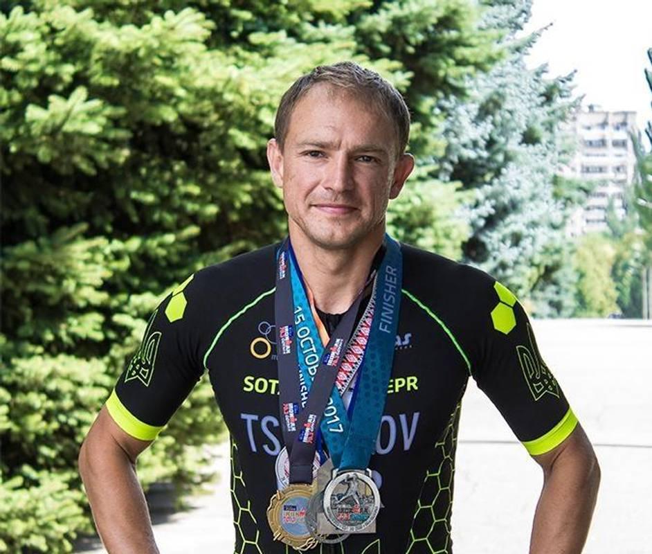 Український поліцейський переміг у світових змаганнях IRONMAN