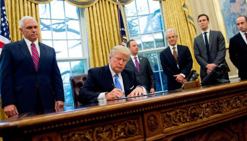 Трамп одразу після виборів до Конгресу звільнив генпрокурора Сешнса