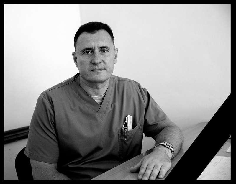Під час операції помер відомий військовий лікар в Одесі