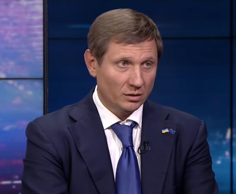 Народний депутат продав елітне авто