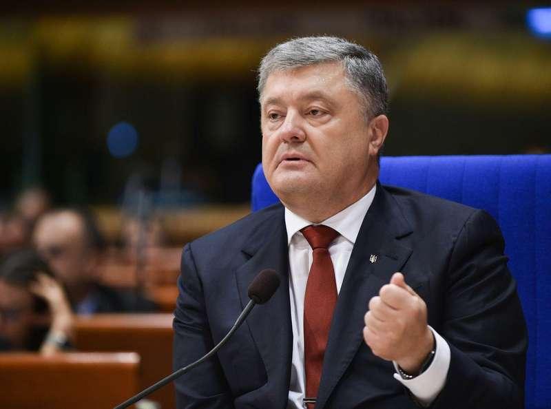 Порошенко закликавєвропейських лідерів об'єднатися і продовжити санкції проти Росії