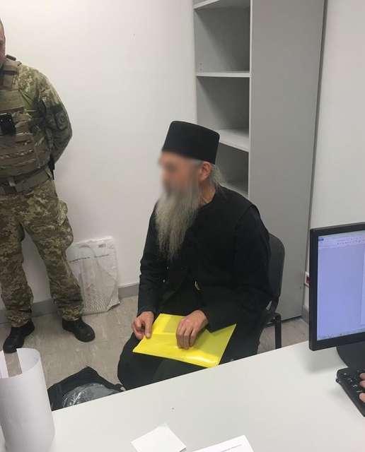 В українському аеропорту затримали російського священика з підробленим паспортом