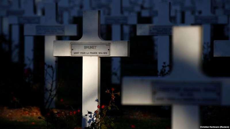 У Парижі помпезно відзначать сторіччя закінчення Першої світової війни