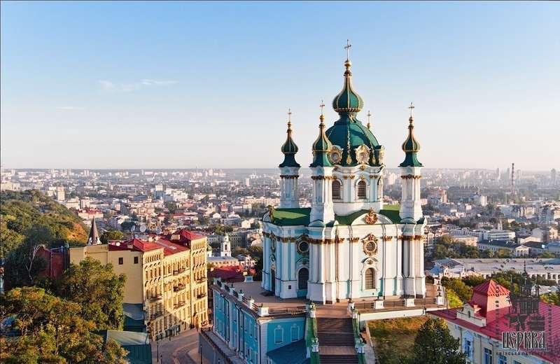 Андріївська церква у Києві остаточно перейшла в користування Вселенського патріархату