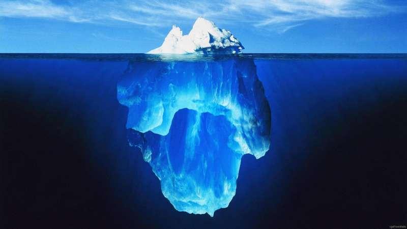 У NASA пояснили, звідки з'явився айсберг ідеально прямокутної форми (фото)