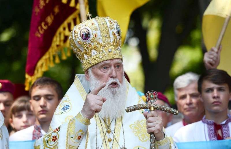 Екс-єпископу, що напав на монахиню і проривався доФіларета, більше не загрожує в'язниця