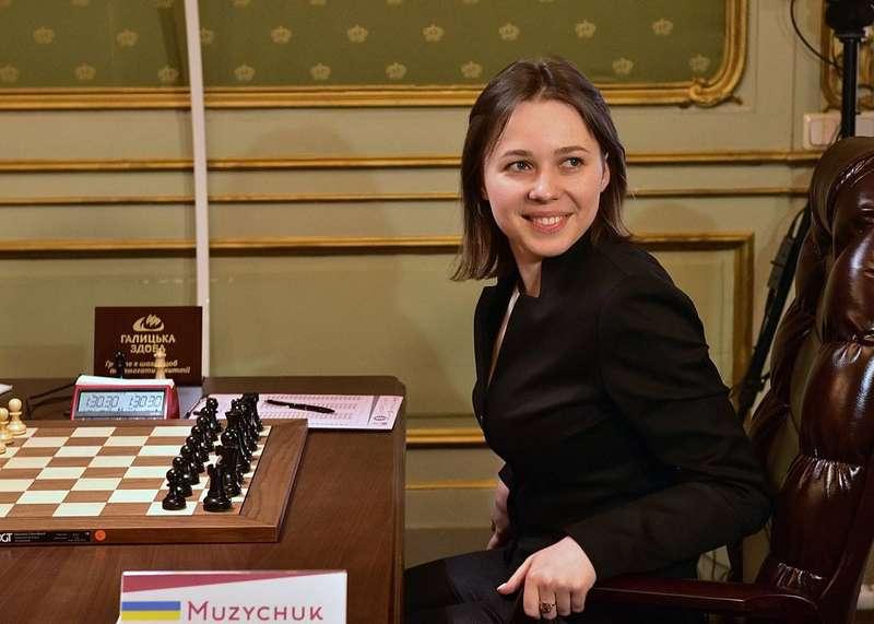 Українська шахісткавийшла до чвертьфіналу ЧС у Росії
