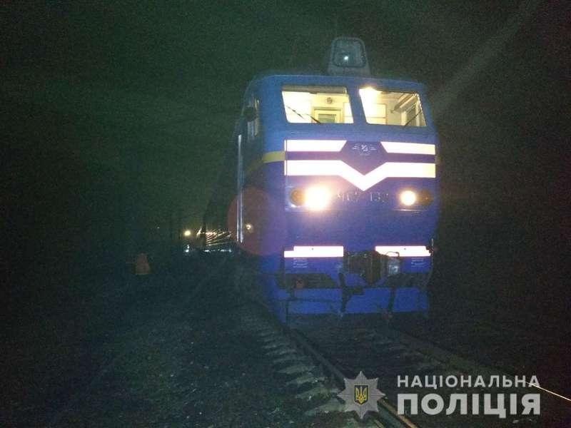 Пасажирський потяг наїхав на чоловіка біля залізничної станції