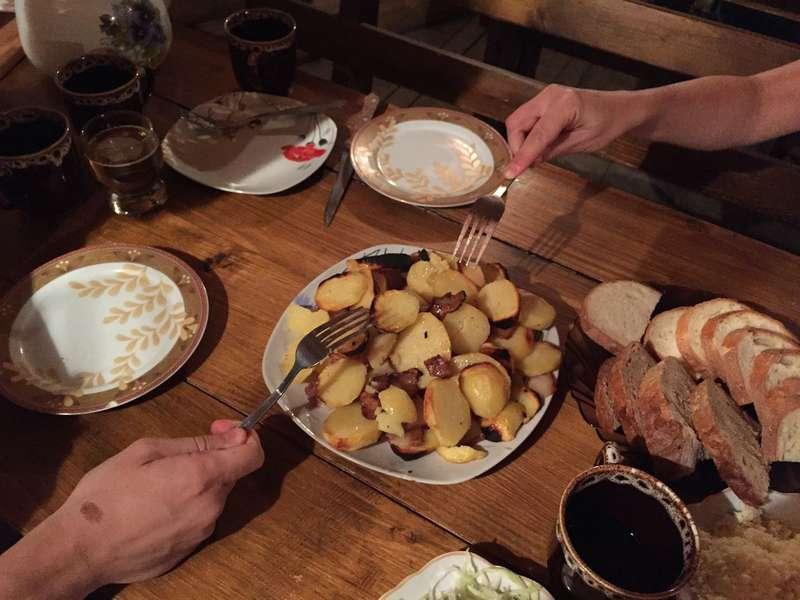 Як картопля і зерно змінили ДНК людини