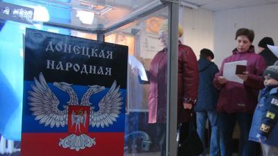 Жителі тимчасово окупованих територій отримували смс-повідомлення з погрозами через неявку на вибори