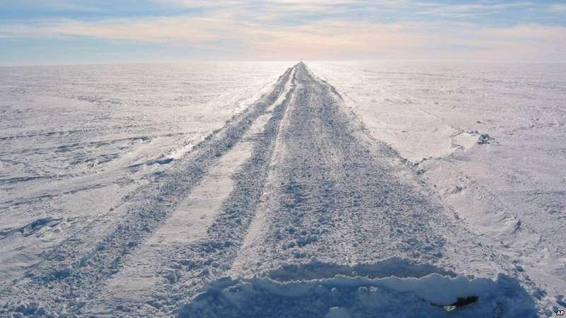 Науковці виявили в Антарктиді підземну гарячу точку