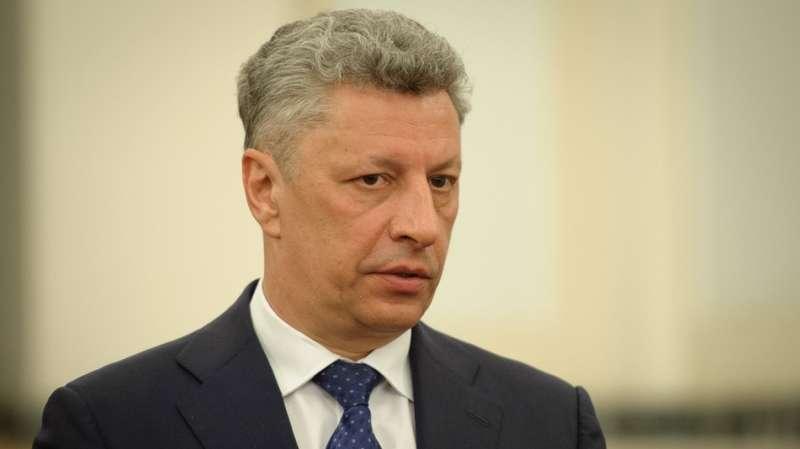 Бойко піде на президентські виборияк єдиний кандидат від об'єднаної опозиції