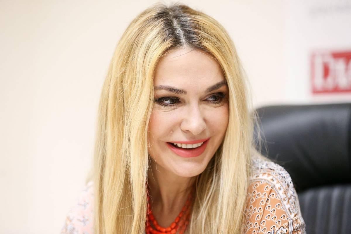 52-річна Сумська показала, як виглядає без косметики (фото)