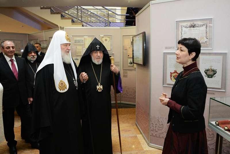 Томос для України:Вірменська апостольська церква виступила проти