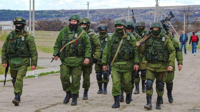 Обшуки у Криму: окупанти звинувачуютьзатриманого у екстремізмі