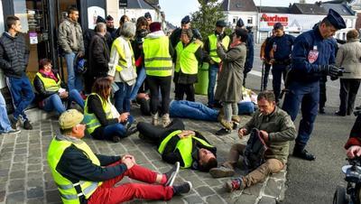 У Франції протестують проти здорожчання бензину