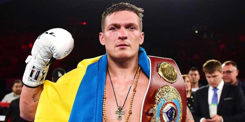 Перехід в надважку вагу: відомий британський боксер розповів про шанси Усика