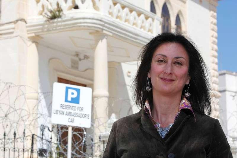 Убивство журналістки на Мальті: встановлено організаторів