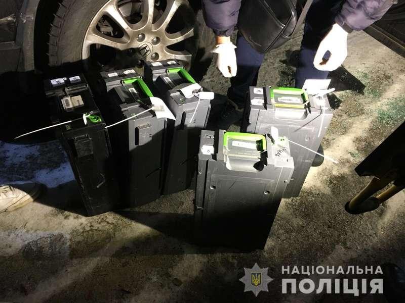 Напад на інкасаторів Приватбанку: одного із грабіжників затримано