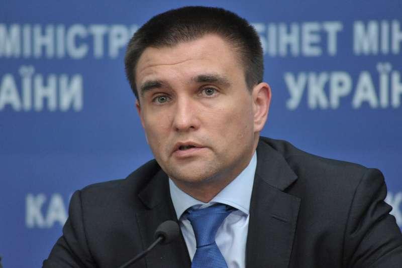 Клімкін: Путін вже програв війну в Україні