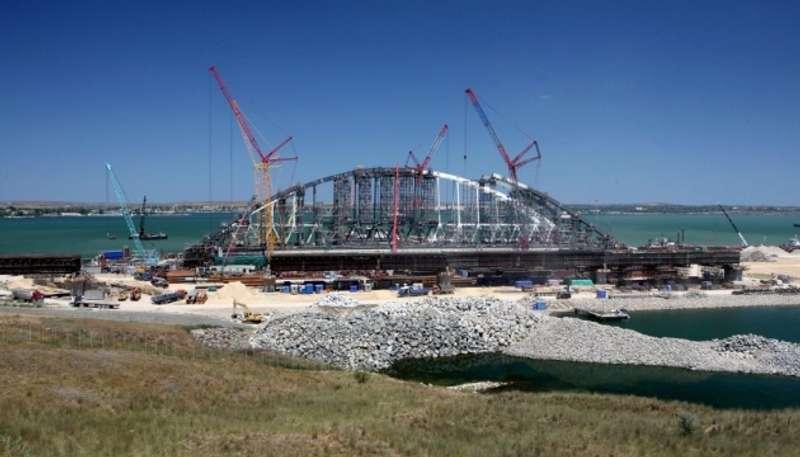 Комітет НАТО одностайно засудив будівництво Керченського мосту
