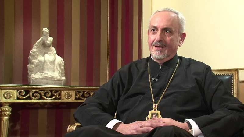 В Україну приїхав православний ієрарх із Франції: що про нього відомо