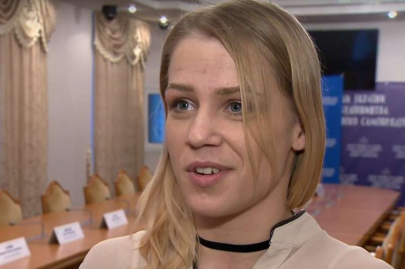 Перша в історії України чемпіонка світу з боїв ММА прокоментувала свою перемогу