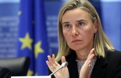 У ЄС готують відповідьРосії на дії в Азовському морі— Могеріні