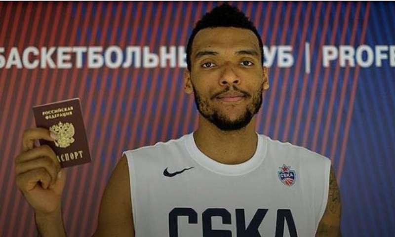 Український баскетболіст гратиме за Росію
