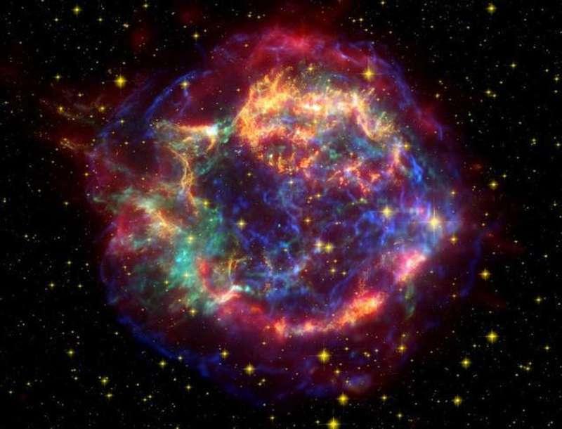 Вчені NASA довели, що всі ми - діти зірок