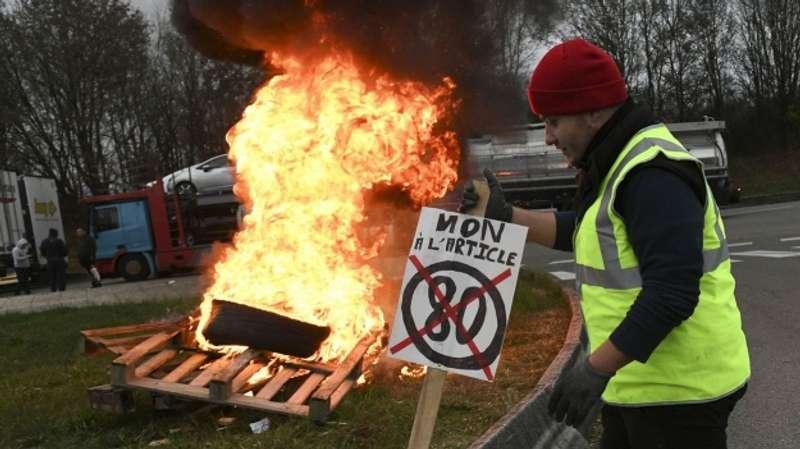 Протести у Франції: кількість загиблих зросла