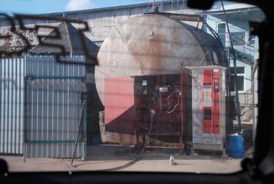 Прокуратура розслідує діяльність нелегальної автозаправки, яку виявили журналісти газети Експрес
