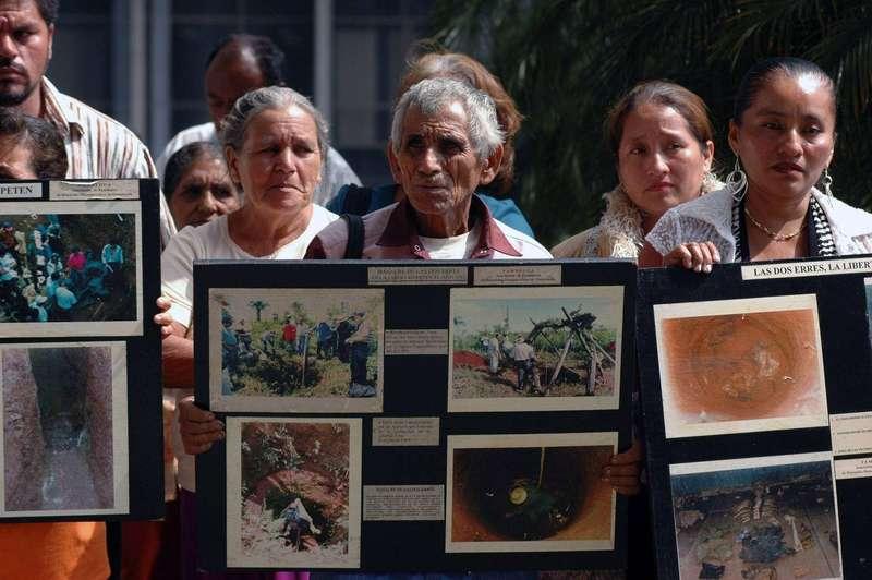 До понад 5 тисяч років в'язниці засудили колишнього військового у Гватемалі