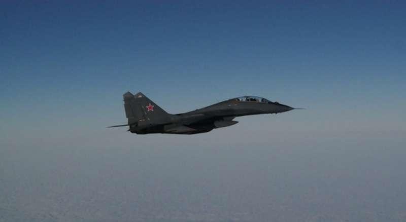 Інцидент над Балтійським морем: винищувачі НАТО перехопили російські літаки