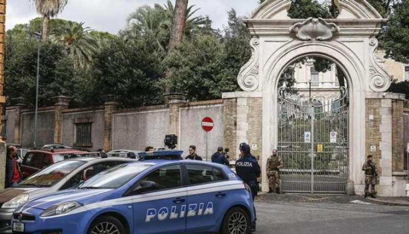 Кістки під посольством Ватикану: прокуратура Італії зробила несподівану заяву