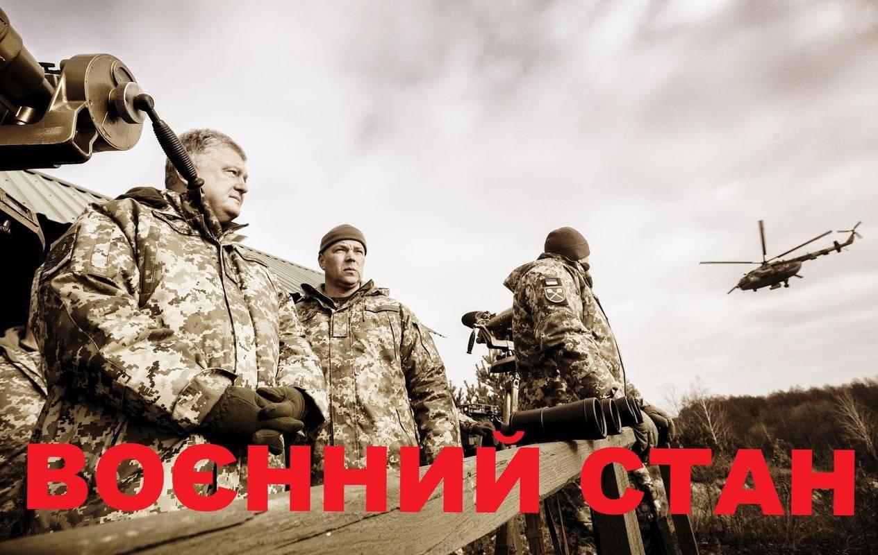 Воєнний стан: про що сперечаються українці