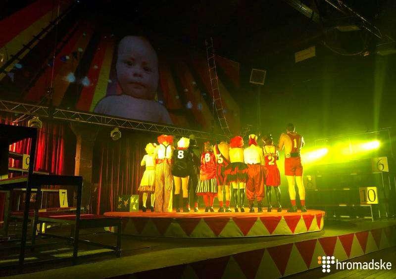 П'єса Олега Сенцова: у Києві відбувся допрем'єрний показ вистави