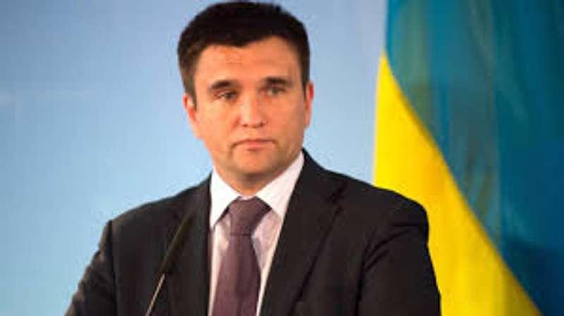 Росія хоче захопити територію від Маріуполя до Придністров'я - Клімкін