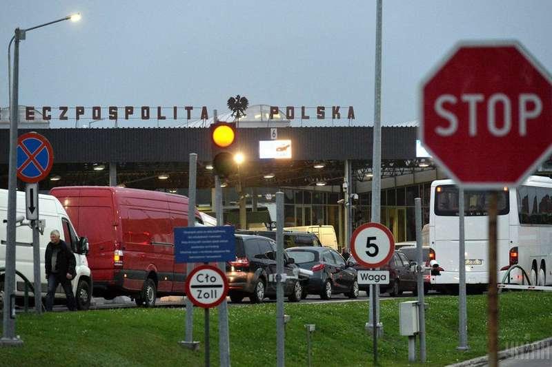 У ДПС заявляють про розблокування руху через кордон із Польщею