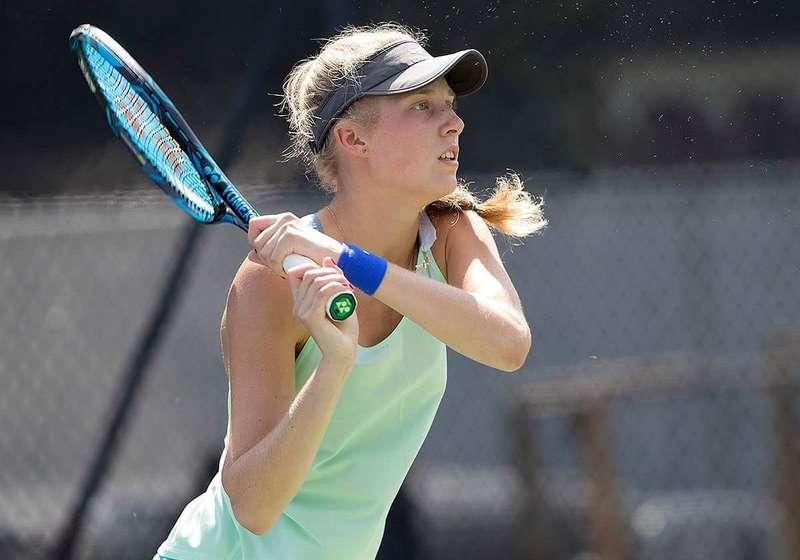 Українська тенісистка здолала росіянку на турнірі в Єгипті
