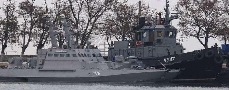 Окупанти заарештували всіх українських полонених моряків