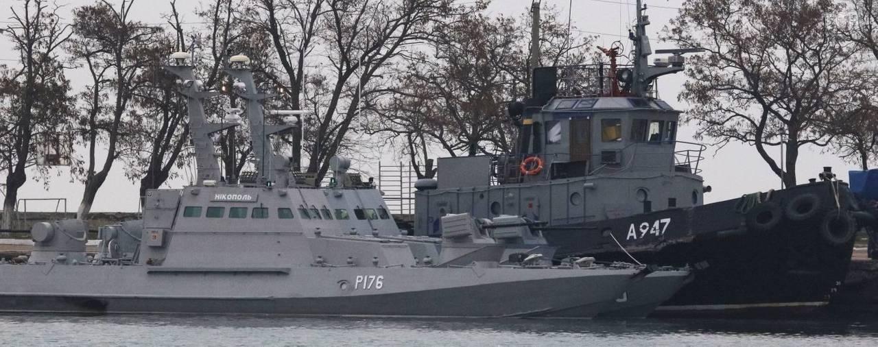 Українських моряків у Криму арештовували судді-зрадники