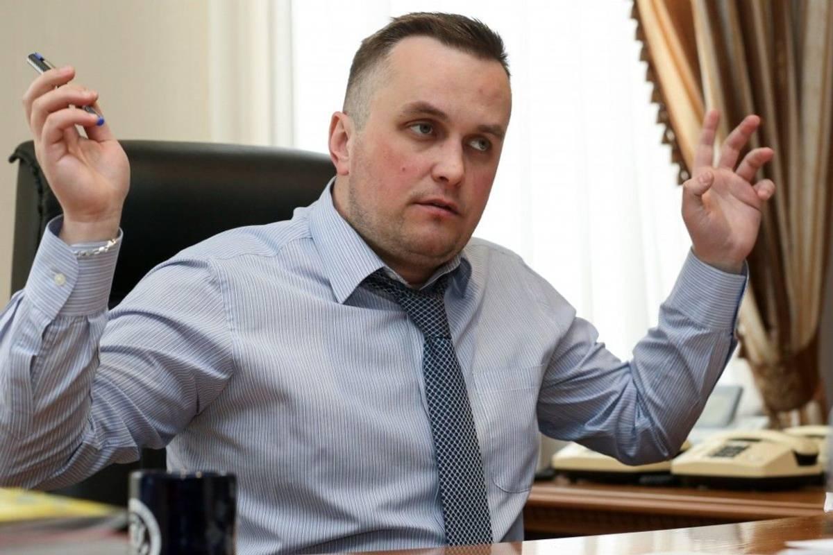 У керівника САП Холодницького зросла зарплата