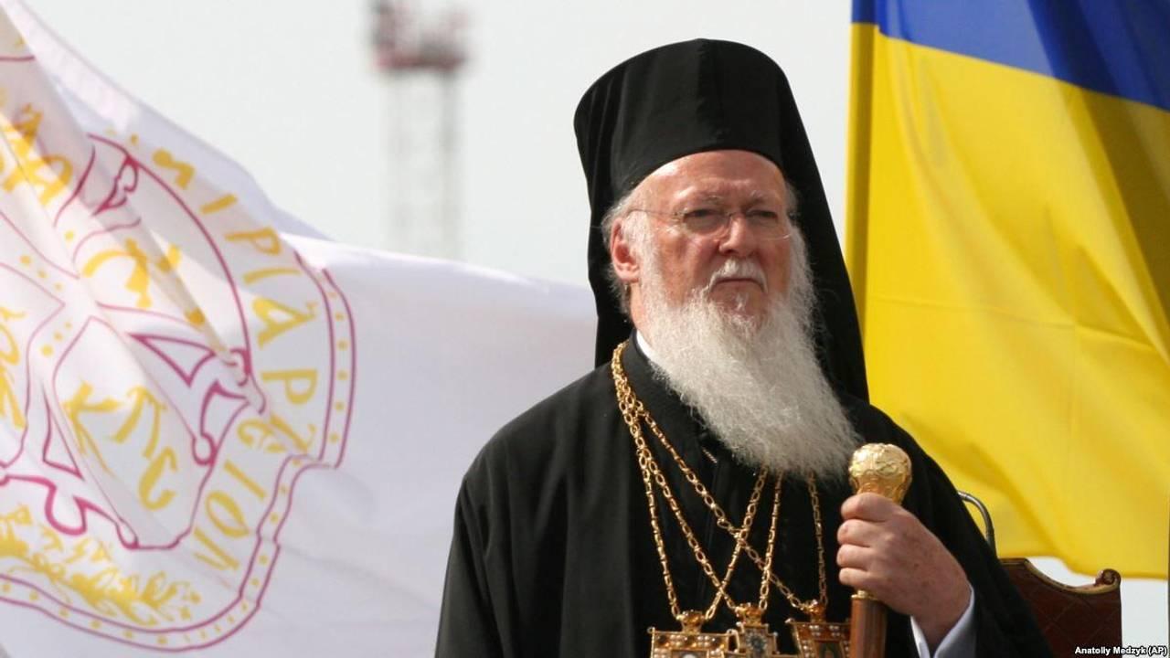 Через томос для України життя Патріарха Варфоломія може бути в небезпеці