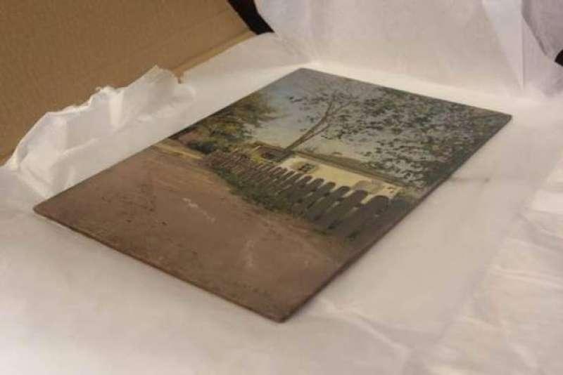 Німеччина повернула картину, вивезену під час окупації Харкова