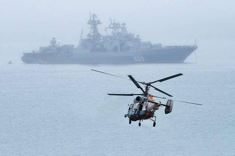 СБУ оприлюднила переговори російських льотчиків, які обстрілювали українські судна